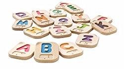 Blindenschrift Alphabet – Lernsteine