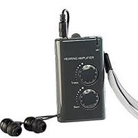 Newgen Hörverstärker mit Richtmikrofon