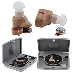 Nestling 2x Mini Hörverstärker