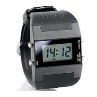 St. Leonhard Sprechende Damen-Armbanduhr mit Weckfunktion
