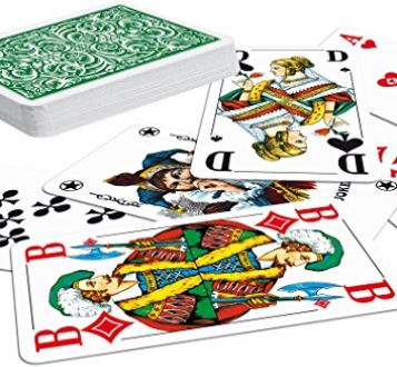 Doppelkopf Senior Kartenspiel