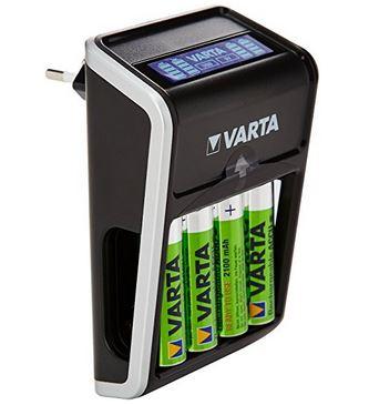 AA / AAA / 9V und USB Akku Ladegerät