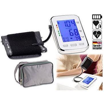 Blutdruckmessgerät mit Sprachausgabe