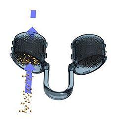 Antipollen Antistaub Filter für die Nase