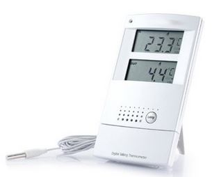 Sprechendes Thermometer