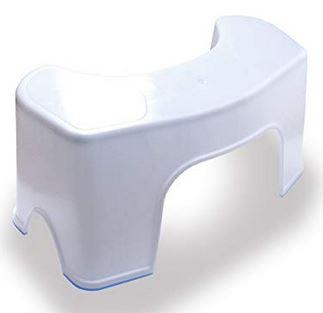 Medizinischer Toilettenhocker