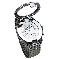 Sprechende und taktile Armbanduhr
