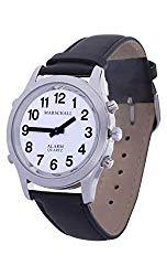 Sprechende Armbanduhr Silber Edition