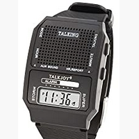 Sprechende Armbanduhr mit Lautsprecher