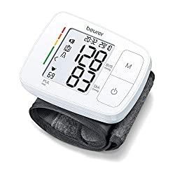 Handgelenk Blutdruckmessgerät mit Sprachausgabe